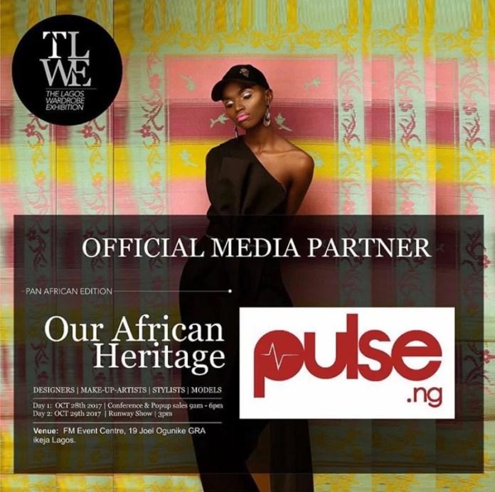 The Lagos Wardrobe Exhibition (TLWE) 16
