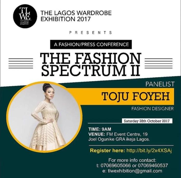 The Lagos Wardrobe Exhibition (TLWE) 11
