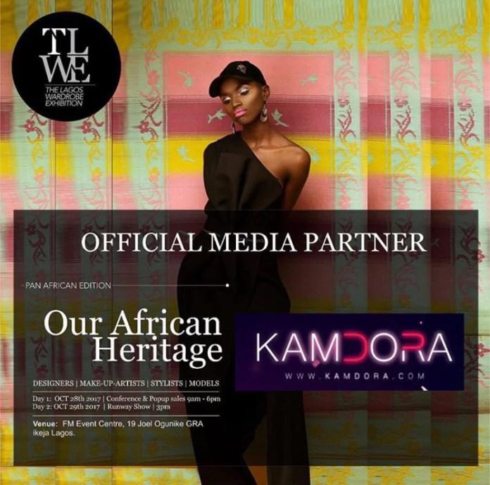 The Lagos Wardrobe Exhibition (TLWE) 18