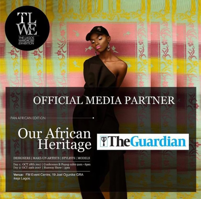 The Lagos Wardrobe Exhibition (TLWE) 17