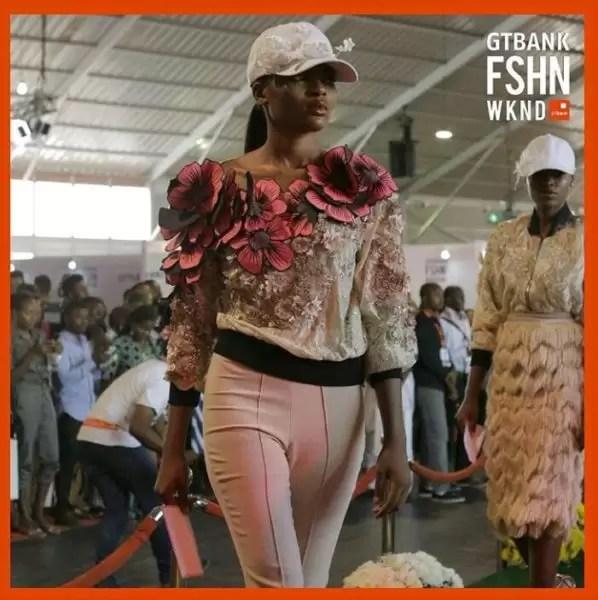 GTBank Fashion weekend 2017 4