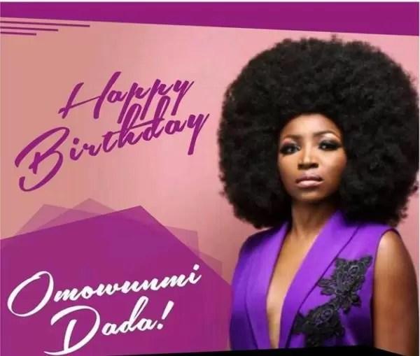 Happy Birthday to Omowunmi Dada 1