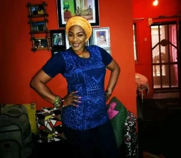 Happy birthday to veteran actress, Tina Mba 4
