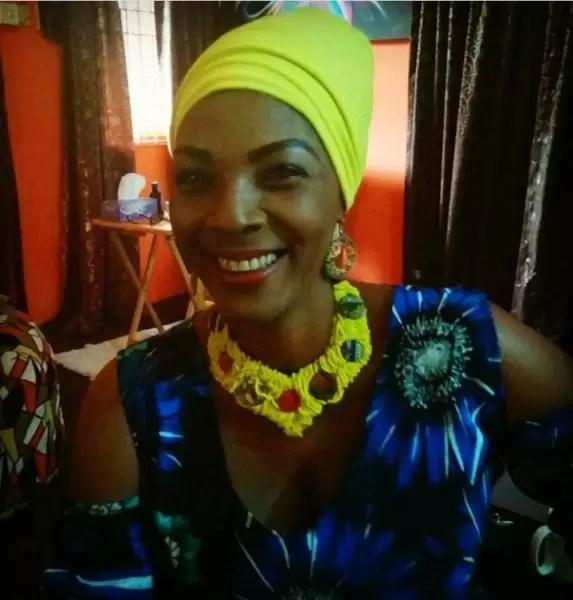 Happy birthday to veteran actress, Tina Mba 3