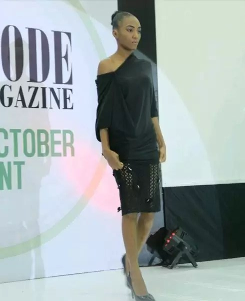 La Mode Magazine Green October event- photos from the fashion show segment 6