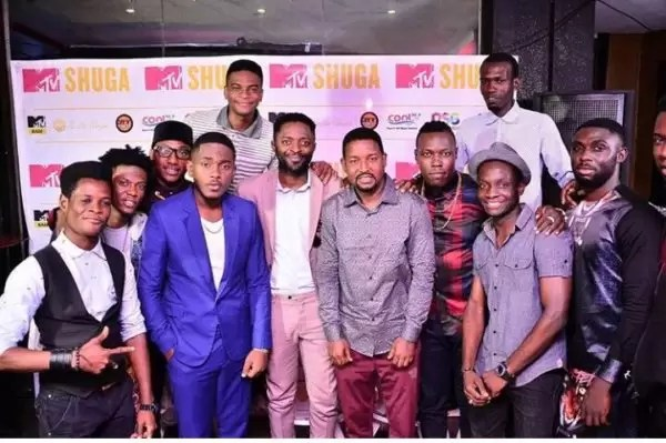 MTV Shuga press conference 8