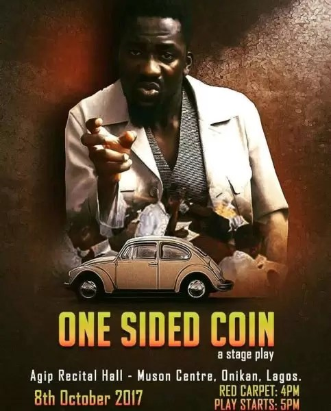 Stage play- One sided coin 1