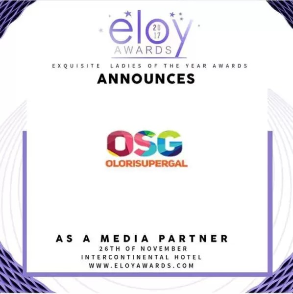 Announcing.....the Media partners for the ELOY Awards 2017! 3