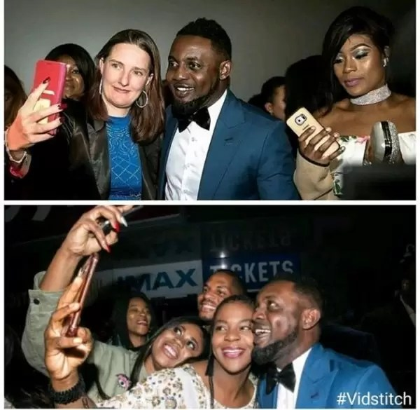 Photos from #10DaysInSunCity movie premier in London 13