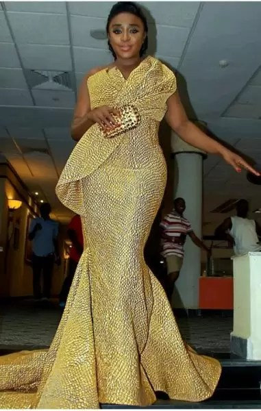 Pretty Ini Edo steps out in Fouad Sarkis Couture 2
