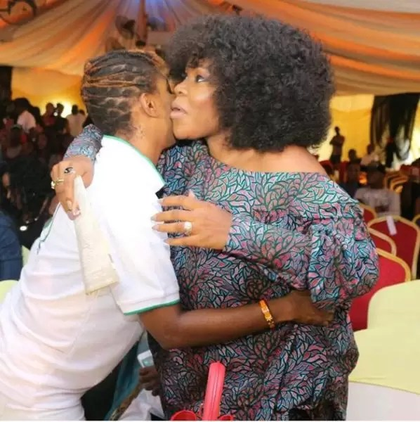 AiCare Foundation, founder, Annie Idibia 21