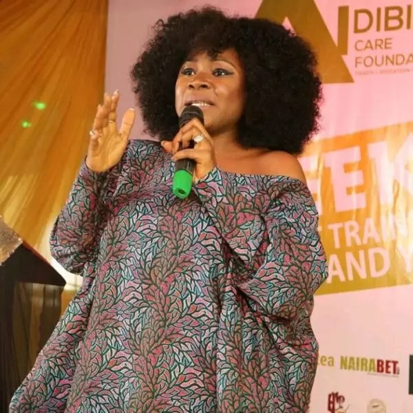 AiCare Foundation, founder, Annie Idibia 20