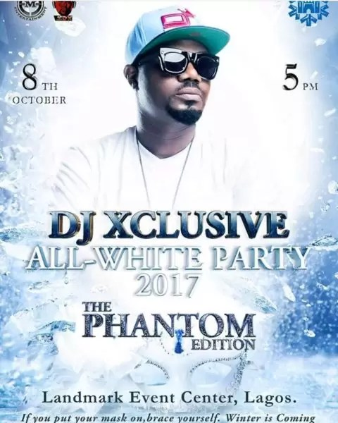 Photos from Dj Xclusive 's All white party 2017 13