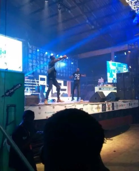 Felabration2017- Davido cancels performance 18