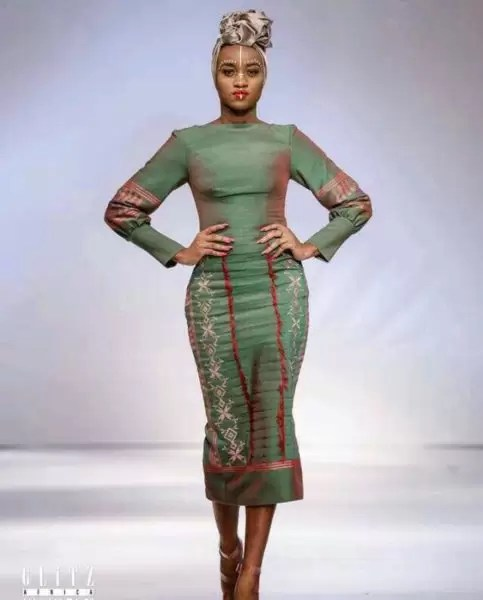 Kente s/s18- Kente Story by beautiful Duaba Serwa 7