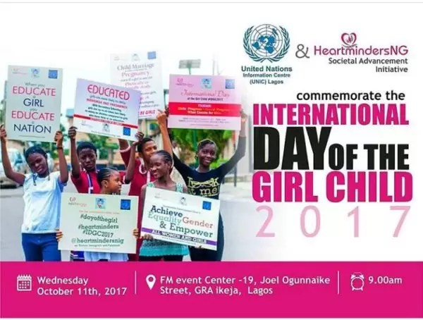 International Girl Child Day-  Empower Girls: Before, During and After Crisis 3