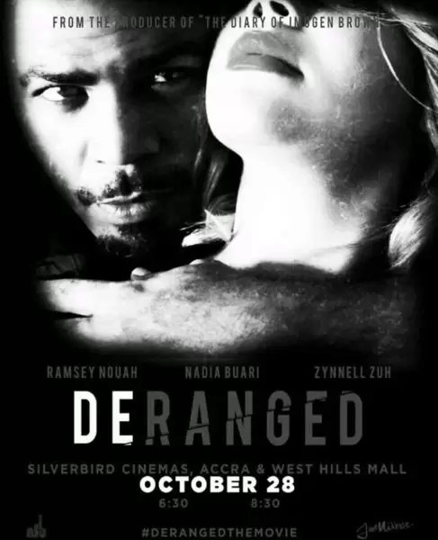 #DerangedTheMovie by Telemoh 1