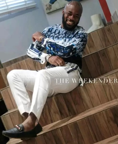 Men's Dashiki in a whole new dope dimension by Africana Couture 11