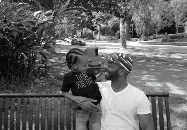 Family is everything! Checkout photos of Kelly Rowland spending quality time with her family 9
