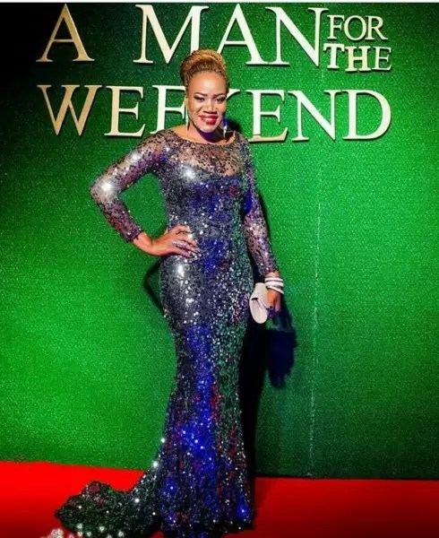Photos of the movie premier #AManForTheWeekend in Douala 2