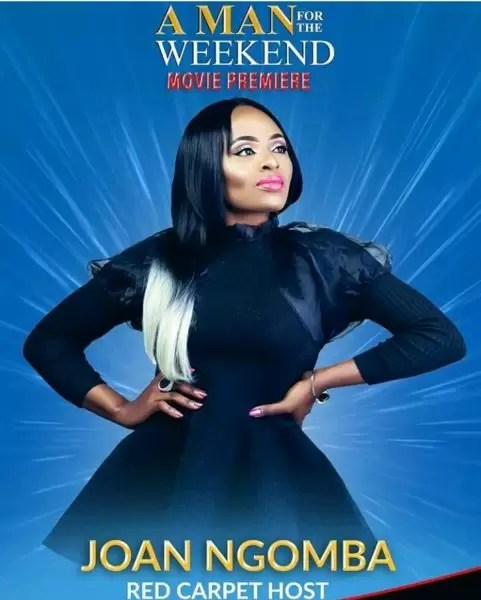 Photos of the movie premier #AManForTheWeekend in Douala 1