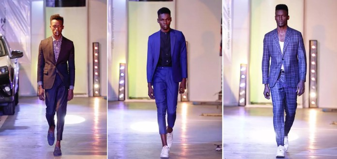 HIGHLIGHTES OF MENS FASHION WEEK NIGERIA 2017 BY AXE NIGERIA & GERMAINE AUTO 19