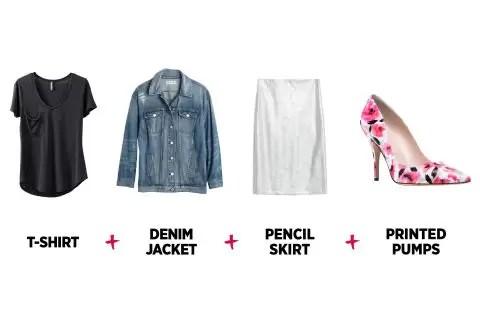 9 to 5 chick- Fashion: should you wear T- shirts to work? 1
