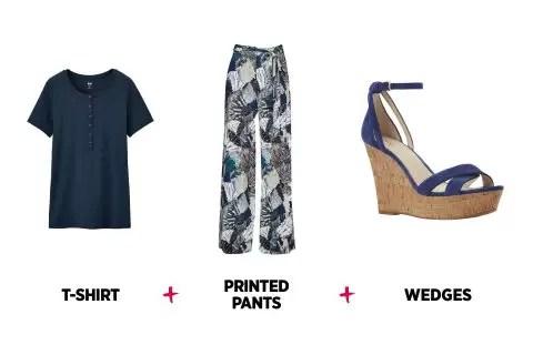 9 to 5 chick- Fashion: should you wear T- shirts to work? 3