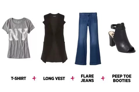 9 to 5 chick- Fashion: should you wear T- shirts to work? 5