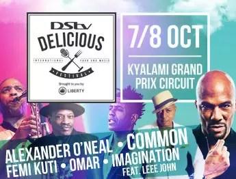 DSTV Delicious festival 2017 1