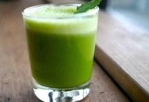 bitter leaf juice