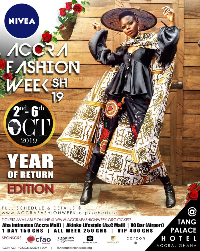 NIVEA Accra Fashion Week Is Only One Week Away, Here Is What To Expect 3