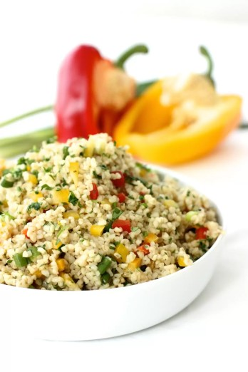 Five Healthy Alternatives To Rice 2