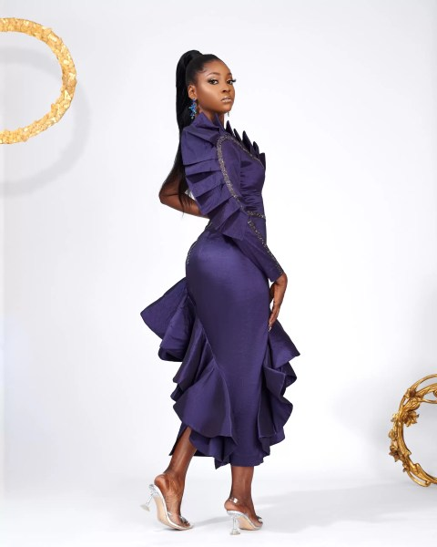 EM Lookbook: LUXE LADY   TRISH O COUTURE SS20 6