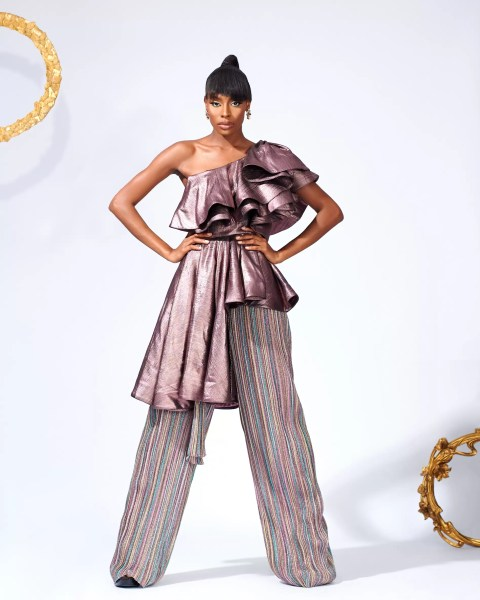 EM Lookbook: LUXE LADY   TRISH O COUTURE SS20 5