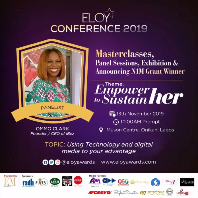 Eloy Conference 2019: Meet Our Panelists DiscussingUsingTechnologyAndDigitalMediaToYourAdvantage 1