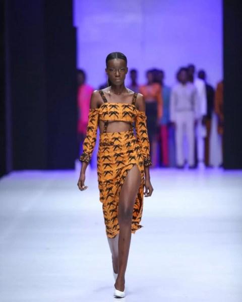 Day 2 of Heineken Lagos Fashion Week 2019 24