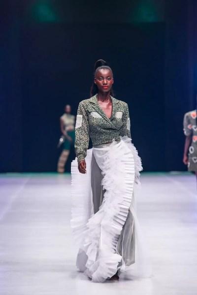 Day 3 of Heineken Lagos Fashion Week 22