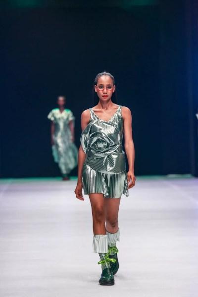 Day 3 of Heineken Lagos Fashion Week 19