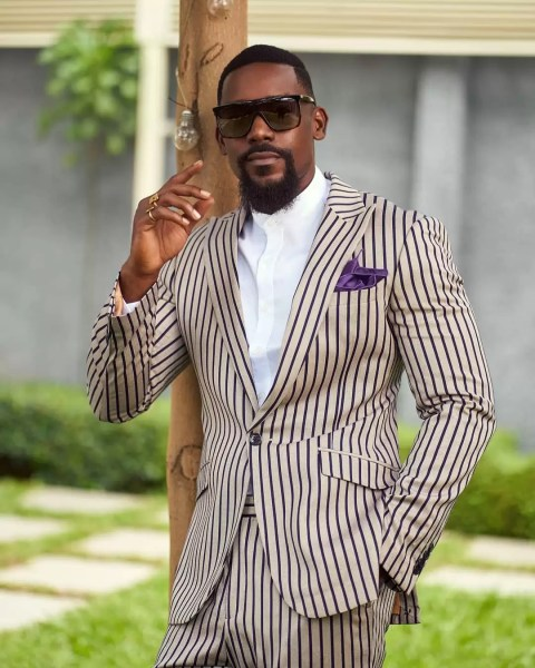 Style QnA Of Mawuli Gavor (Actor, Producer) 5