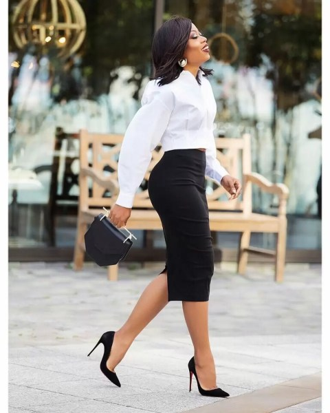 9 to 5 chic: How to Wear White Shirts From Monday to Friday 3
