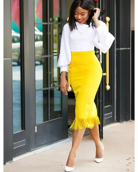 9 to 5 chic: How to Wear White Shirts From Monday to Friday 4