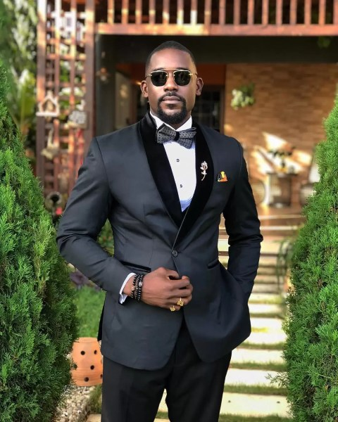 Style QnA Of Mawuli Gavor (Actor, Producer) 1