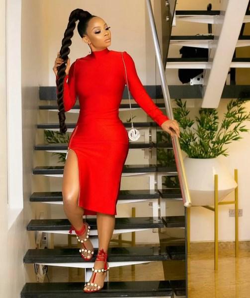 Feet Fetish: A look At Toke Makinwa's Favourites 4