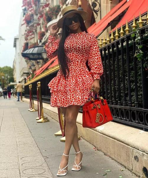 Feet Fetish: A look At Toke Makinwa's Favourites 2