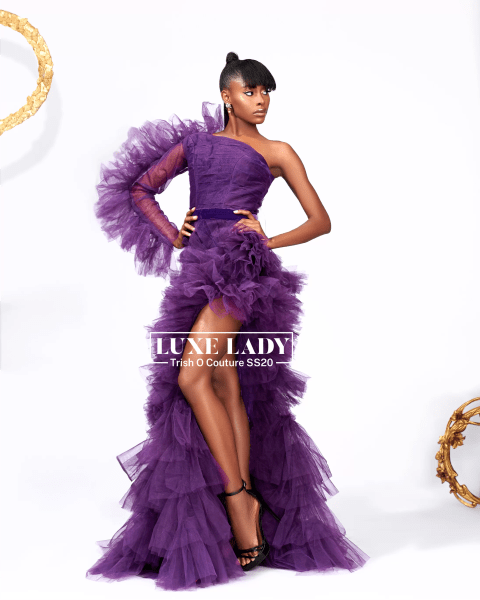 EM Lookbook: LUXE LADY   TRISH O COUTURE SS20 1