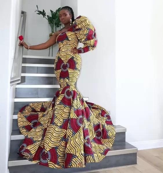 Exquisite Ankara Styles: Featuring Christiana Kayode, Amanda Dara, Nab Zenab & More 3
