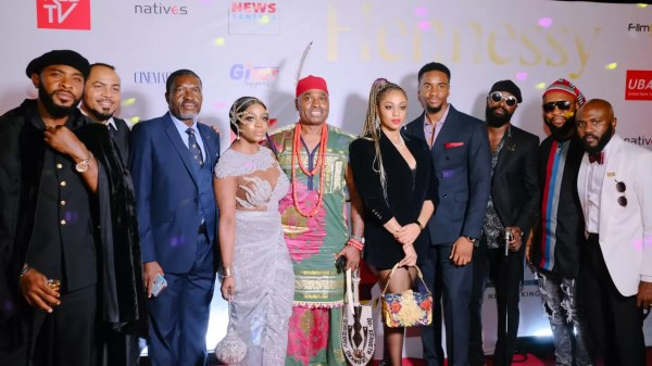 The Most Star Studded Red Carpet Ever- Nollywood Royalty At Its Finest - Living In Bondage Premieres In Filmhouse Lekki 3