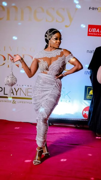 The Most Star Studded Red Carpet Ever- Nollywood Royalty At Its Finest - Living In Bondage Premieres In Filmhouse Lekki 8
