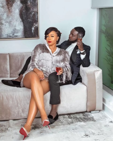 Entertainment News: AY And His Wife Celebrate 11 Years Anniversary, Davido's Cousin BRed Welcomes 1st Son And More 2